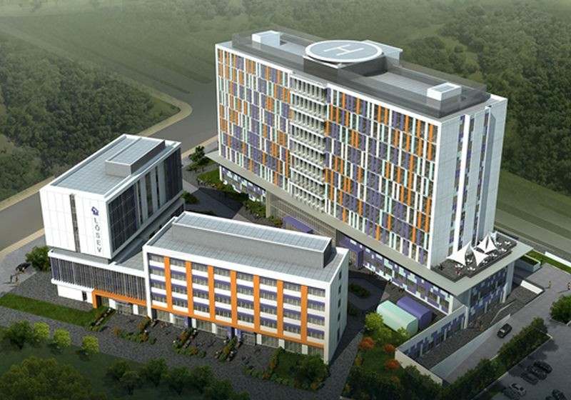 LÖSEV - Oncology HospitalCity for Children with Leukemia