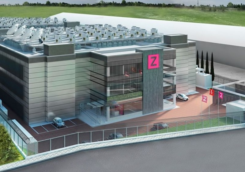 Zenium One İstanbulData Center
