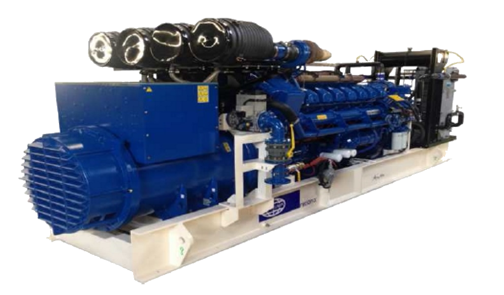 Bi-fuel generating sets 2