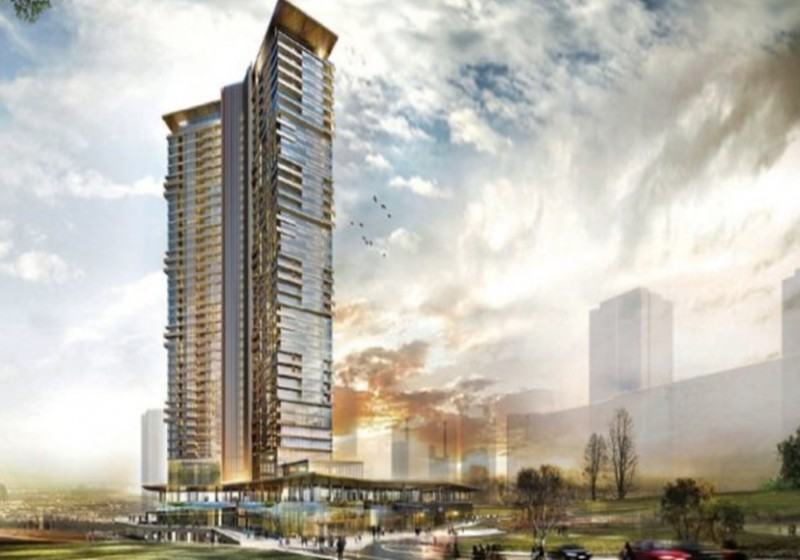 ITO One TowerHousing - Shopping Mall - Residence