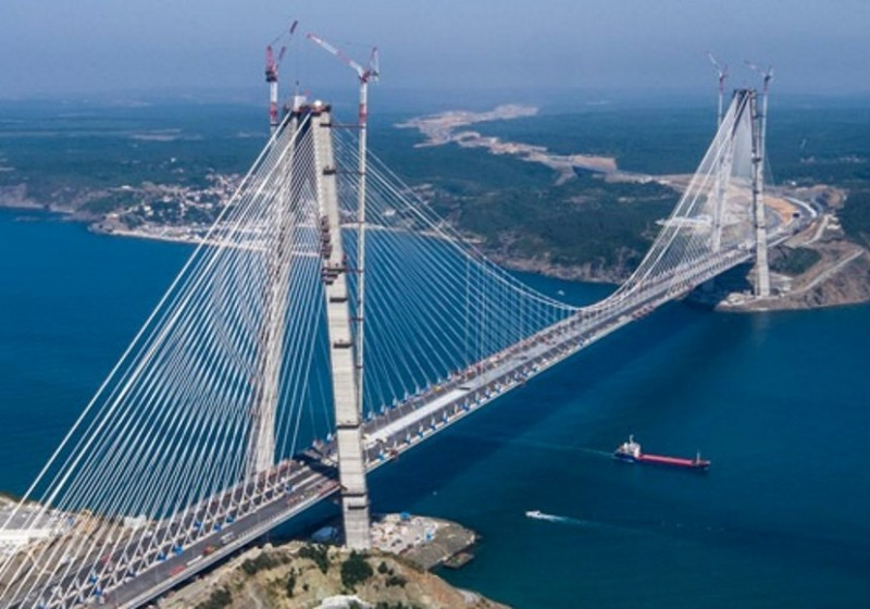 3rd Bridge (Bosphorus)Yavuz Sultan Selim